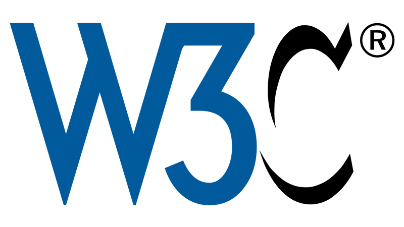 W3C - логотип консорциума, всемирной паутины.